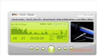 iCoolPlayer imagen 1 Thumbnail