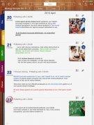 iDoceo - Cuaderno de notas del profesor imagen 2 Thumbnail