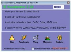 IE Accelerator immagine 1 Thumbnail