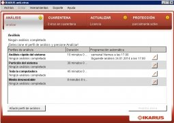 IKARUS Antivirus immagine 1 Thumbnail