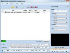 ImTOO 3GP Video Converter bild 2 Thumbnail