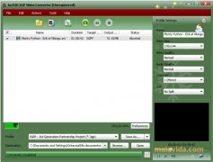 ImTOO 3GP Video Converter Изображение 4 Thumbnail
