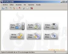 InfraRecorder immagine 1 Thumbnail