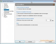 Internet Download Accelerator immagine 2 Thumbnail