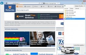 Internet Explorer 11 immagine 10 Thumbnail
