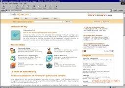 Internet Explorer 5.5 SP2 imagen 2 Thumbnail