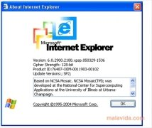 Internet Explorer 6 SP1 immagine 2 Thumbnail