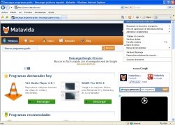 Internet Explorer 7 imagen 1 Thumbnail