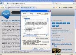 Internet Explorer 7 imagen 2 Thumbnail