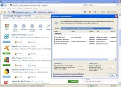 Internet Explorer 7 imagen 3 Thumbnail