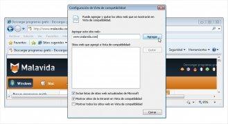 Internet Explorer 8 imagen 6 Thumbnail