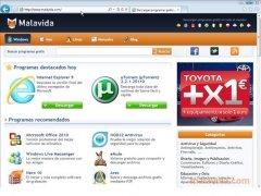 Internet Explorer 9 imagen 1 Thumbnail