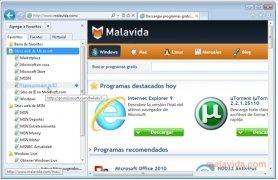 Internet Explorer 9 imagen 2 Thumbnail