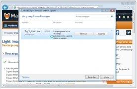 Internet Explorer 9 imagen 6 Thumbnail