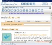 Internet Multinavigator imagen 2 Thumbnail