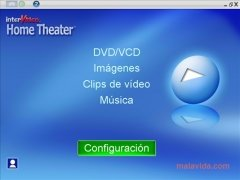 InterVideo Home Theater imagem 1 Thumbnail