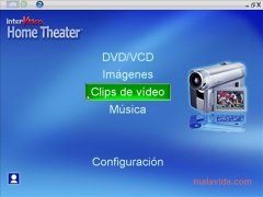 InterVideo Home Theater imagem 4 Thumbnail