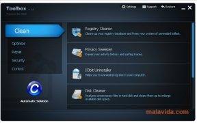 IObit Toolbox imagen 1 Thumbnail