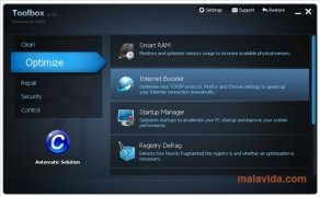 IObit Toolbox immagine 2 Thumbnail