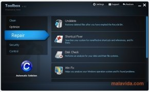 IObit Toolbox immagine 3 Thumbnail