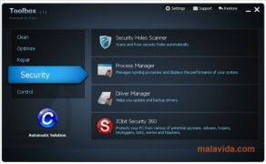 IObit Toolbox immagine 4 Thumbnail