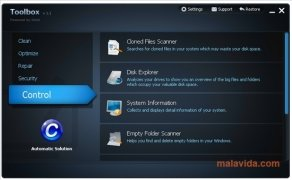 IObit Toolbox immagine 5 Thumbnail