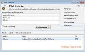 IObit Unlocker immagine 2 Thumbnail