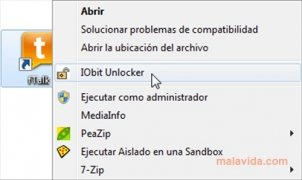 IObit Unlocker immagine 4 Thumbnail