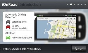 iOnRoad Augmented Driving imagen 6 Thumbnail