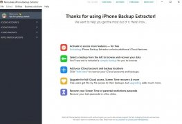 iPhone Backup Extractor immagine 1 Thumbnail
