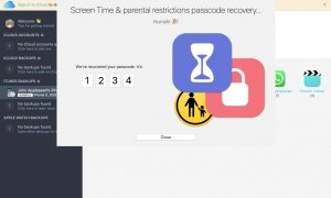 iPhone Backup Extractor immagine 3 Thumbnail
