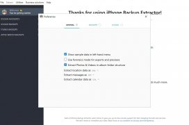 iPhone Backup Extractor immagine 4 Thumbnail