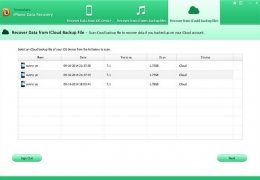 iPhone Data Recovery immagine 3 Thumbnail