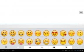 iPhone Keyboard Emoji Keyboard Изображение 4 Thumbnail