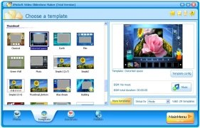 iPixSoft Video Slideshow Maker bild 2 Thumbnail