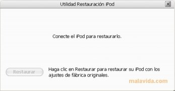 iPod Reset Utility imagem 2 Thumbnail