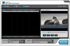 iSkysoft 3GP Converter imagen 1 Thumbnail