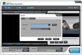 iSkysoft 3GP Converter imagen 2 Thumbnail