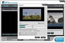 iSkysoft 3GP Converter imagen 3 Thumbnail