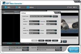 iSkysoft 3GP Converter imagem 7 Thumbnail