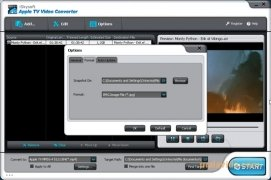 iSkysoft Apple TV Video Converter imagen 3 Thumbnail