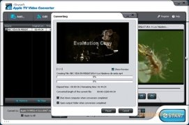 iSkysoft Apple TV Video Converter imagen 5 Thumbnail