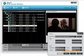 iSkysoft DVD Audio Ripper immagine 3 Thumbnail