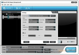 iSkysoft DVD Ripper image 4 Thumbnail