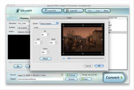 iSkysoft DVD to Apple TV Converter imagem 3 Thumbnail
