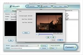 iSkysoft DVD to Apple TV Converter bild 5 Thumbnail