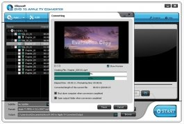 iSkysoft DVD to Apple TV Converter imagen 3 Thumbnail