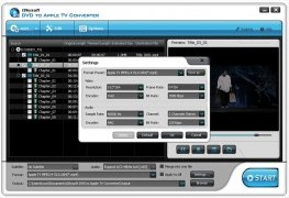 iSkysoft DVD to Apple TV Converter imagem 4 Thumbnail