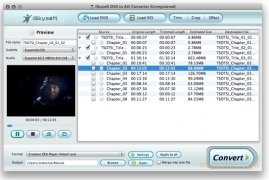 iSkysoft DVD to AVI Converter immagine 1 Thumbnail