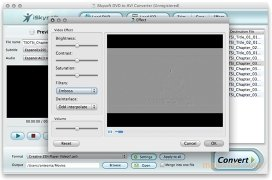 iSkysoft DVD to AVI Converter immagine 4 Thumbnail
